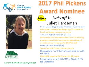 Juliet Hardeman